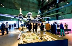 Tentoonstelling 'De Aanval' in Rotterdam. Afb.: Nationaal Comité 4 en 5 mei/Marco de Swart